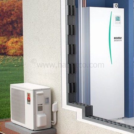 Ecodan hydrobox 8 duo